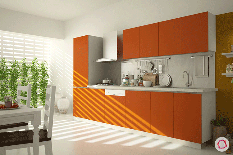 6 Space Saving Small Kitchen Design Ideas