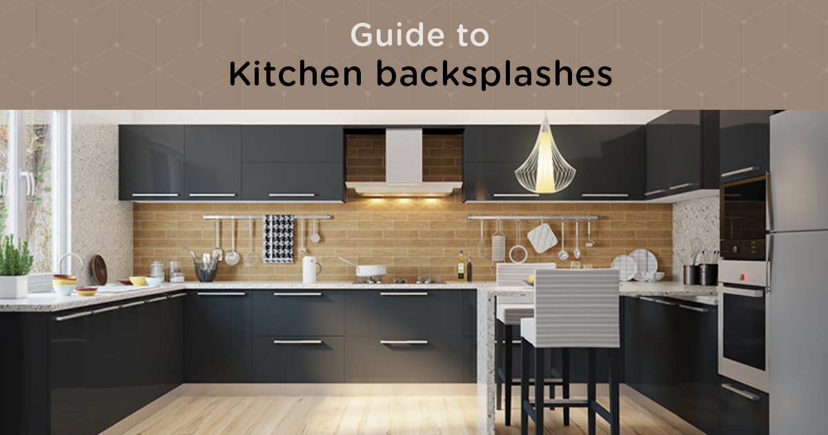 All You Need To Know About Kitchen Backsplashes
