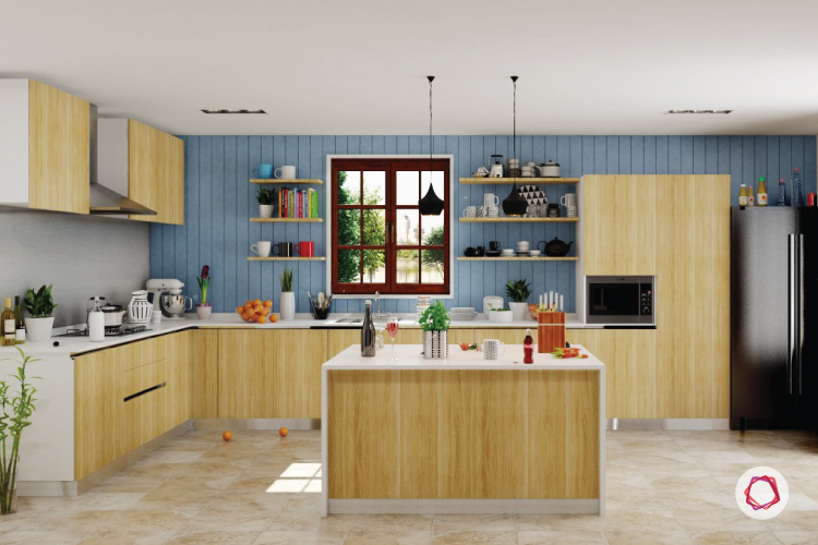 Great Open Kitchen Shelving Ideas (2)