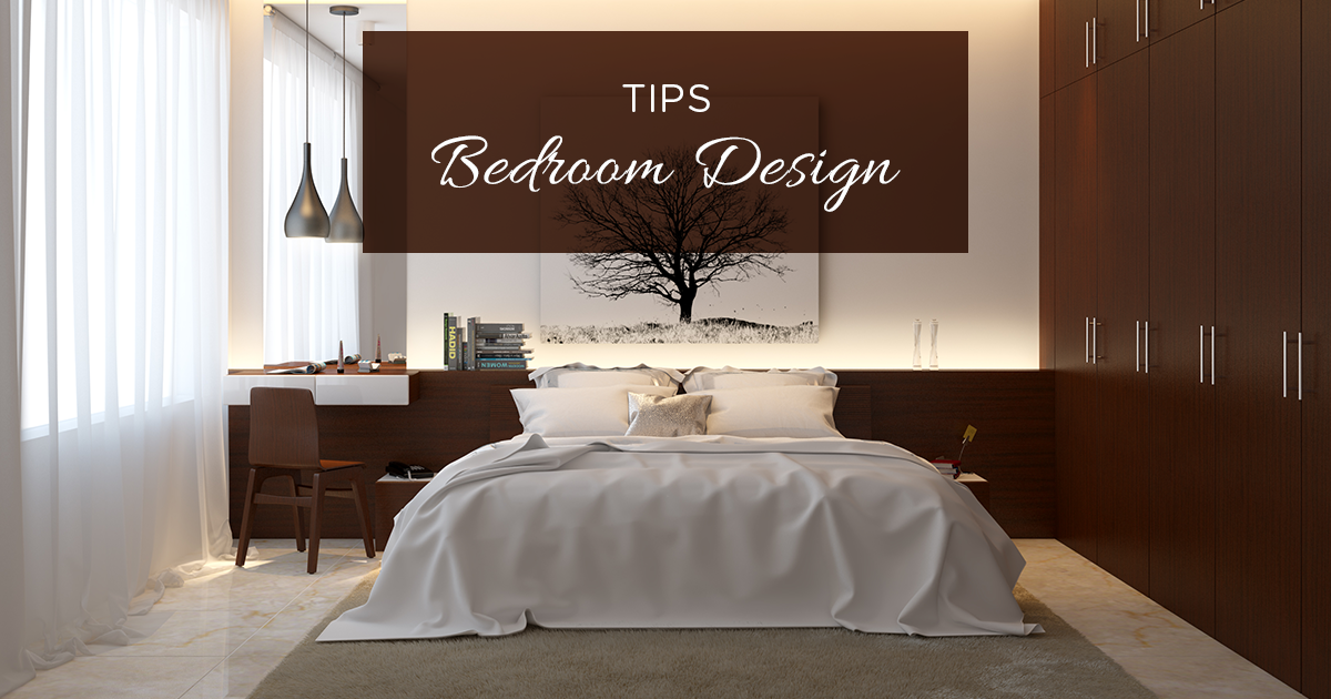 7 Essential Bedroom Design Tips To Create The Perfect Retreat