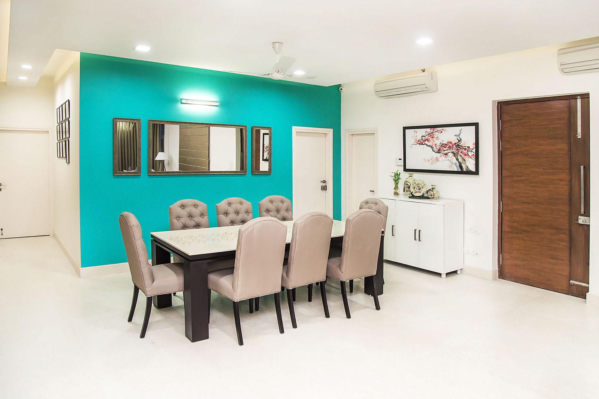 Stylish Gurgaon Interior Design For A Family Of Four