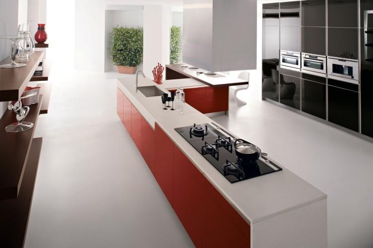 Superieur Corian Kitchen Countertops