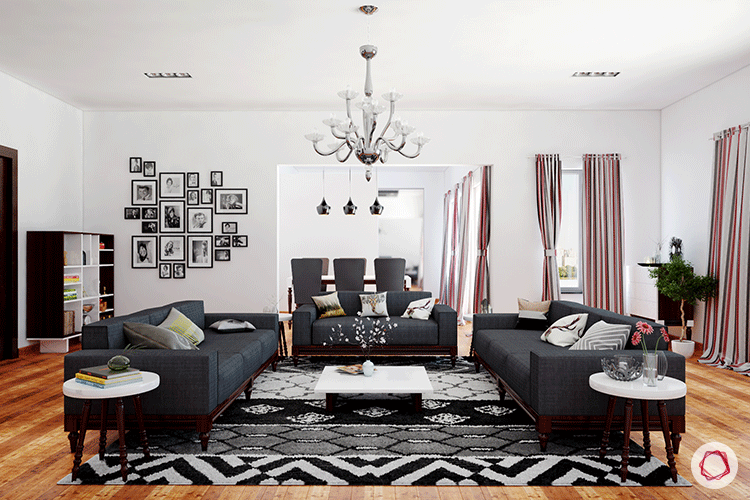 5 Large Family Room Ideas That Are Cozy And Fun!