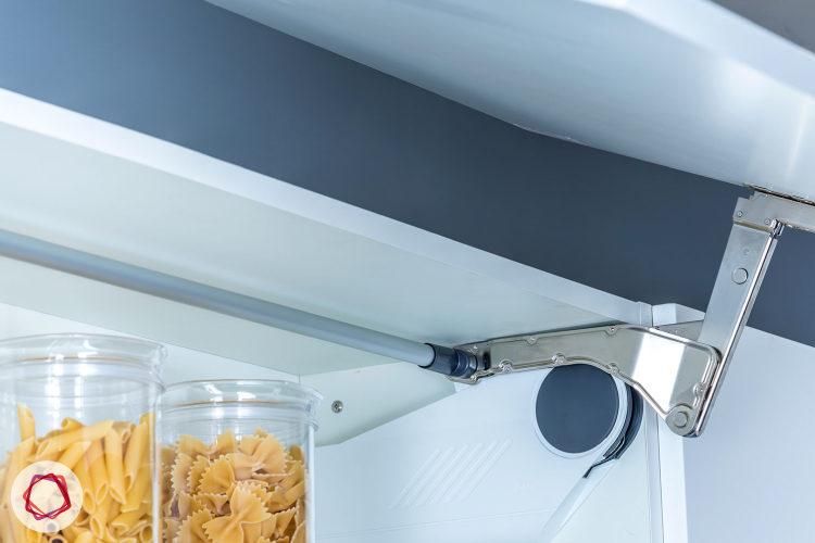 Modular Kitchen Cabinet   Lift Up Mechanism