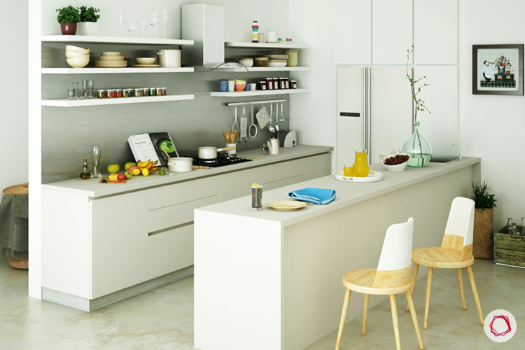 Best Colors For Small Kitchens Great Ideas