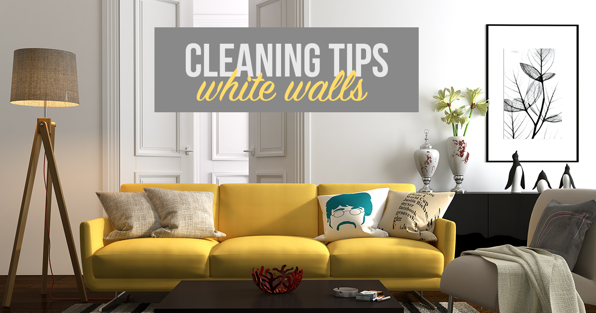 How To Keep White Walls Clean In Indian Homes