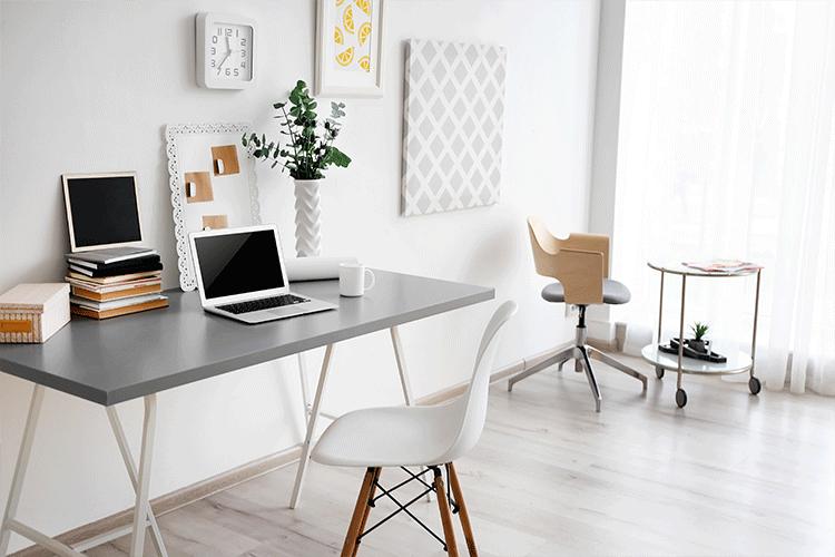 5 Home Office Design Tips That Make Work Fun