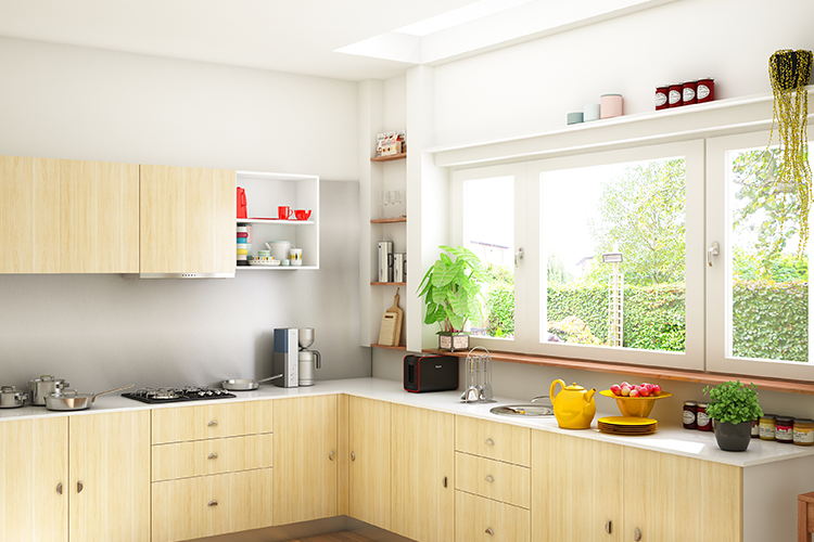 7 Easy Peasy Ways To Upgrade Your Rental Kitchen