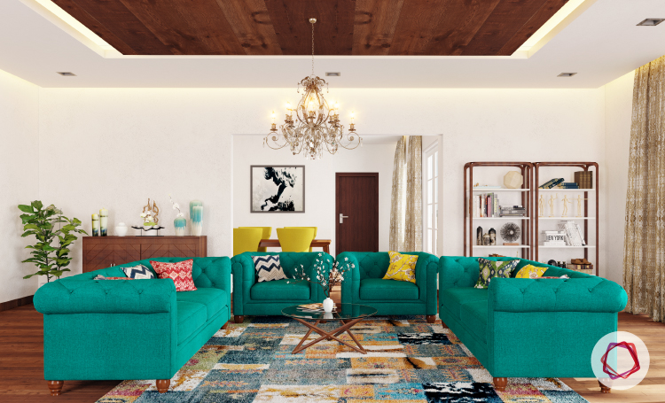 Guide to Incorporate patterns in Your Living Room