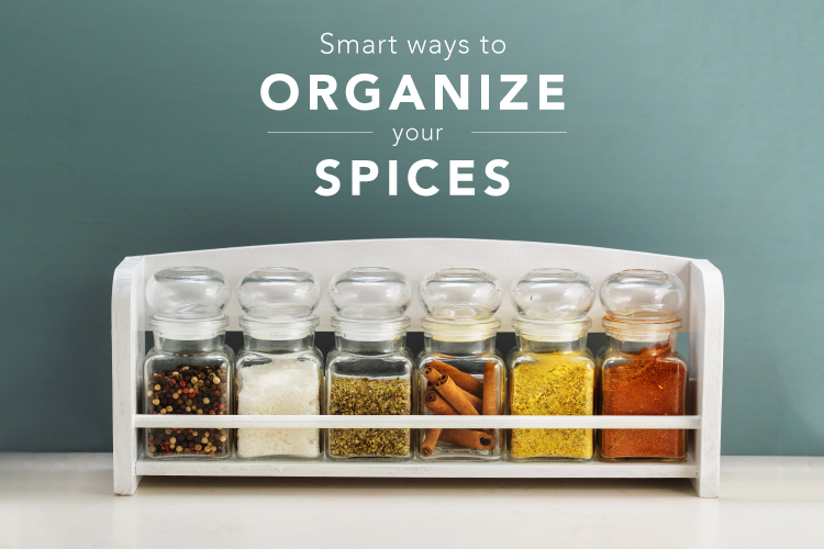 Spice Snags : How To Organize Spices In Your Kitchen