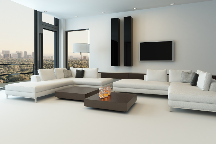 Minimalist Decor Living Room