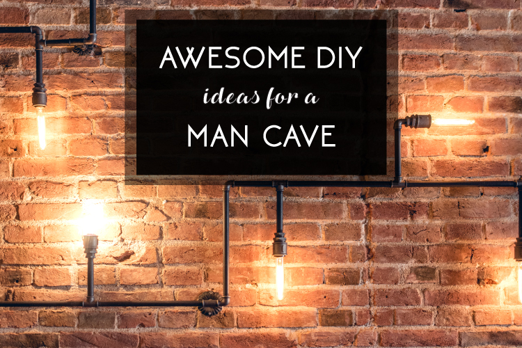 10 Incredibly Clever DIY Ideas For Your Man Cave