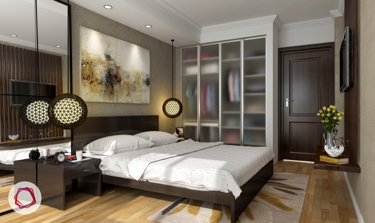 Wardrobe Designs For Small Indian Bedrooms