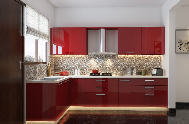 Materials 101 | All You Need To Know On Acrylic Kitchen Cabinets