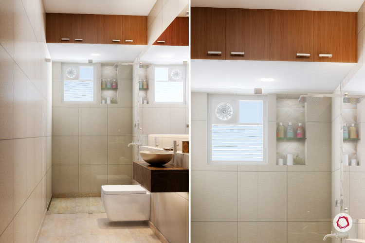 Superb Small Bathroom Designs For Indian Homes - 5x5 bathroom remodel ideas