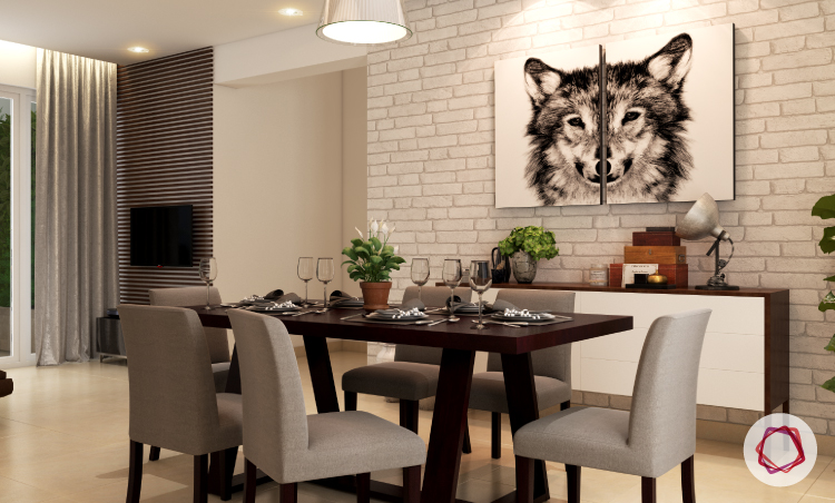 8 Simple Dining Room Decorating Ideas