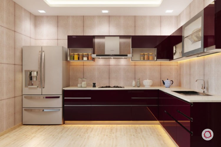 Design Open Kitchen