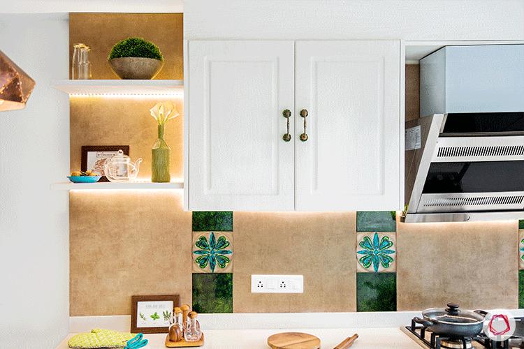 white bangalore kitchen design_profile shutters