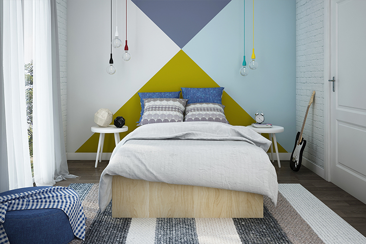 9 Ocean Themed Bedrooms That Will Leave You Longing For The Sea