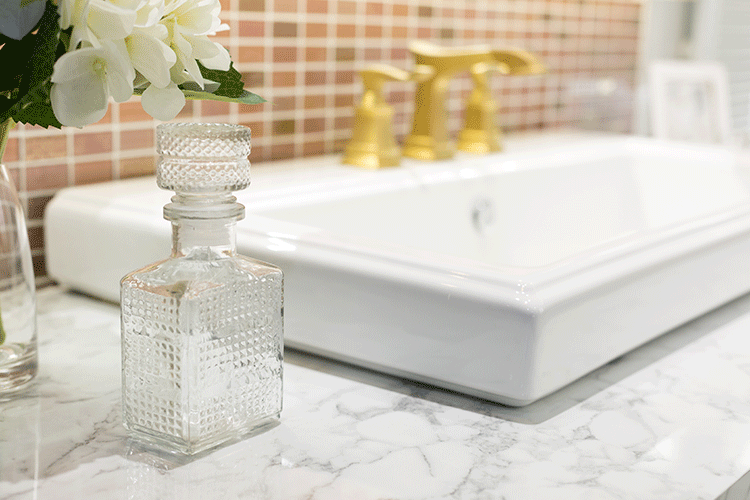 Bathroom Cleaning Tip #3: Countertop And Cabinets