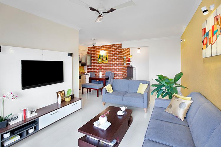 A Cool & Comfy Bangalore Family Home