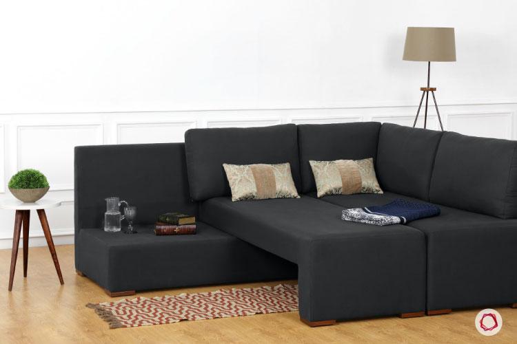 Space Saving Furniture Sofa Cum Bed
