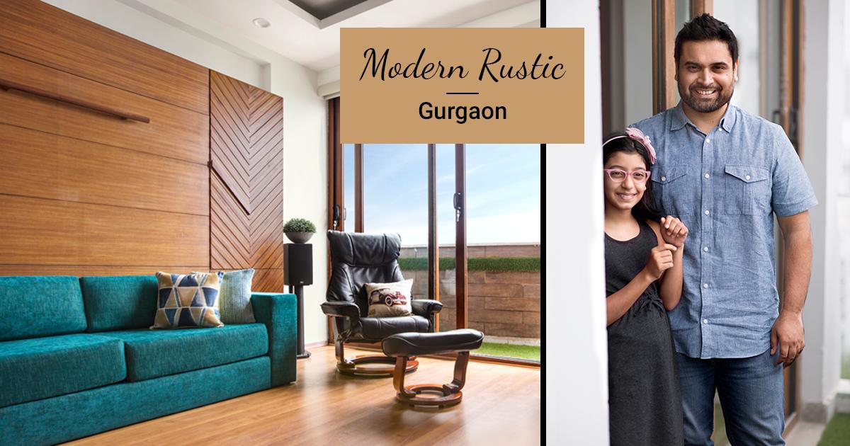 Design Focus | Gurgaon Home Gets A Stunning Makeover!