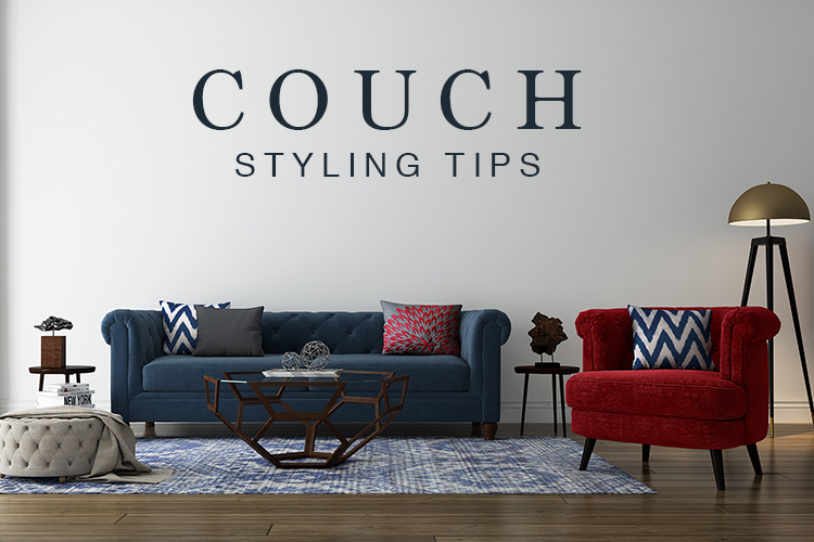 Simple Tips To Inspire Your Couch Makeover