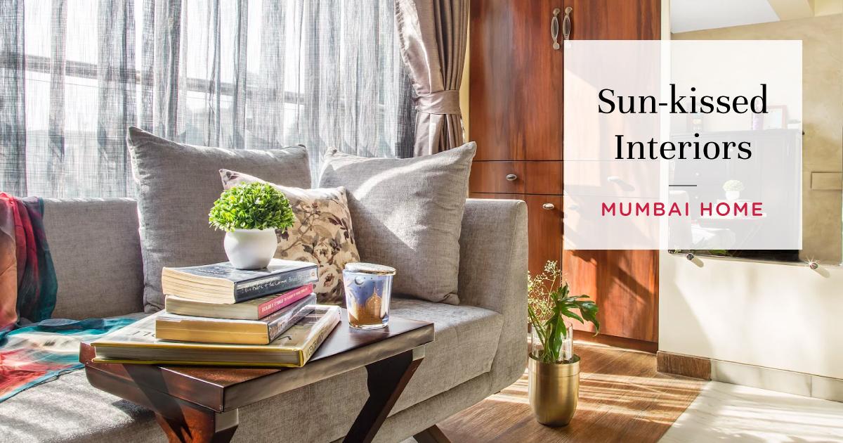 Mumbai Home Gets a Modern Makeover