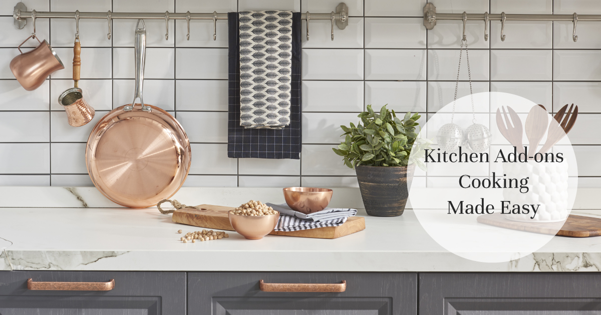 An Expert Opinion on Must-have Kitchen Accessories!