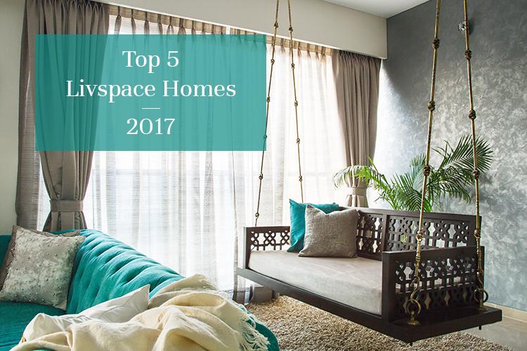 Best of Livspace Homes 2017