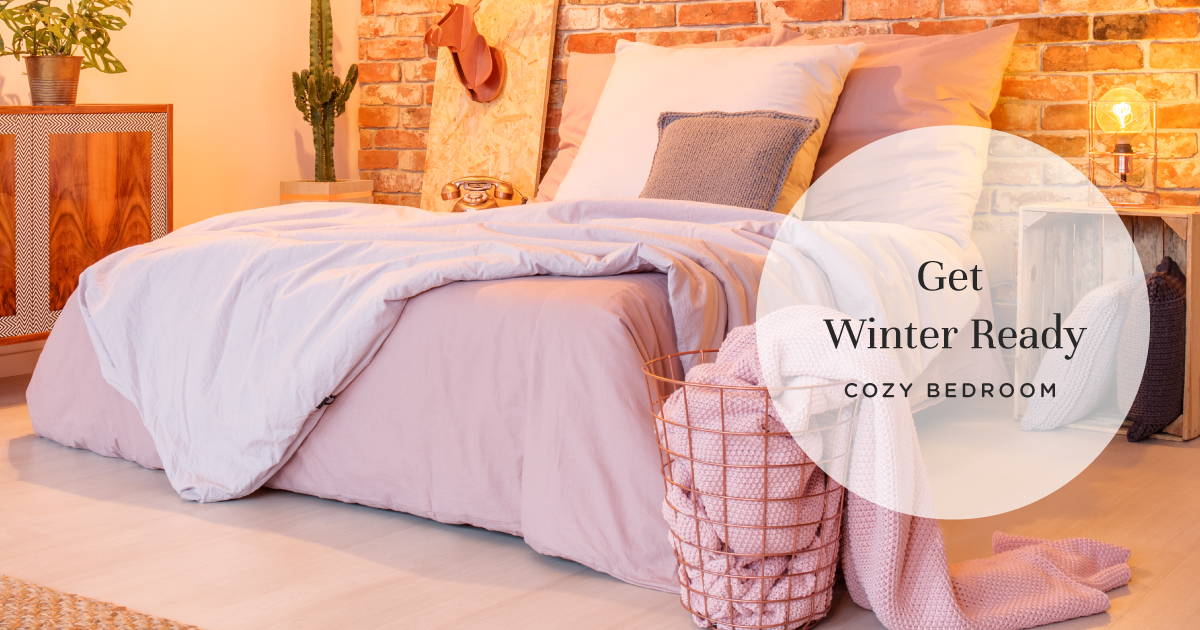 Turn up the Heat in your Bedroom this Winter
