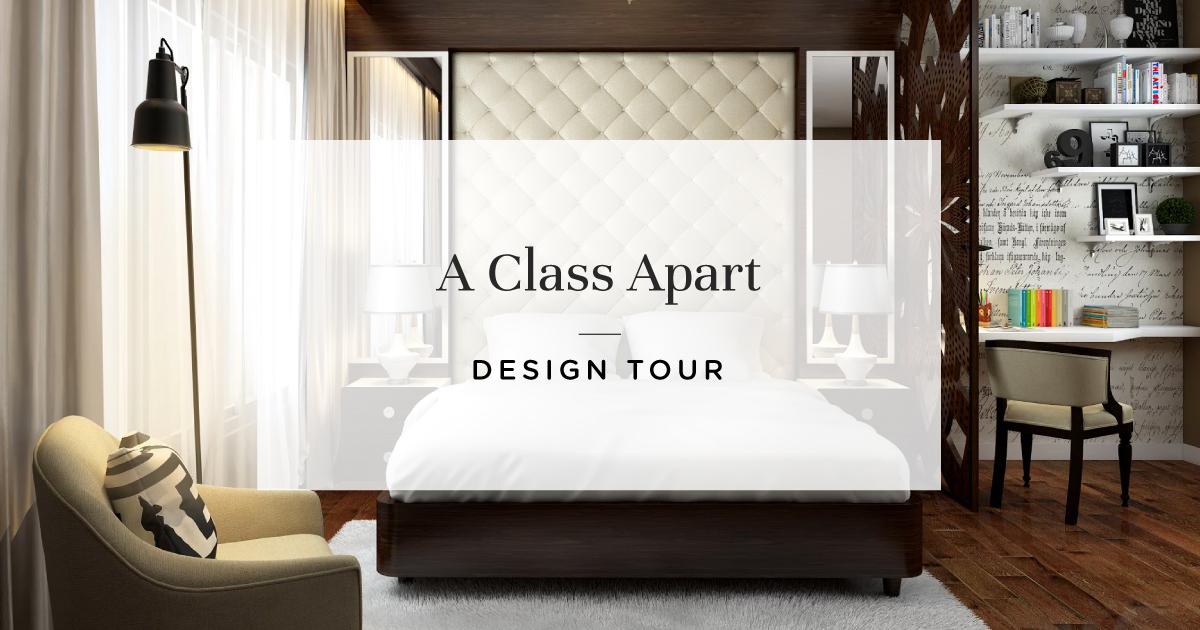 Design Tour | Luxury Comes Calling