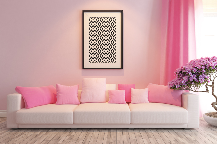 15 Pink Room Designs to Inspire a Pretty Makeover