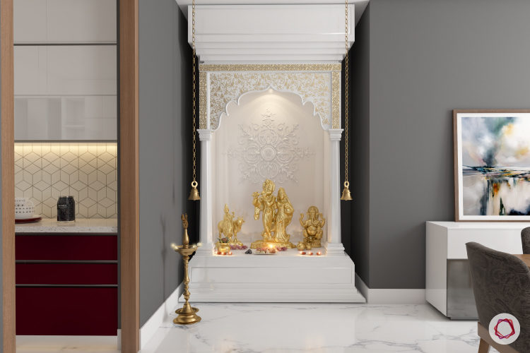 Handpicked Pooja Room Designs to Suit Every Home