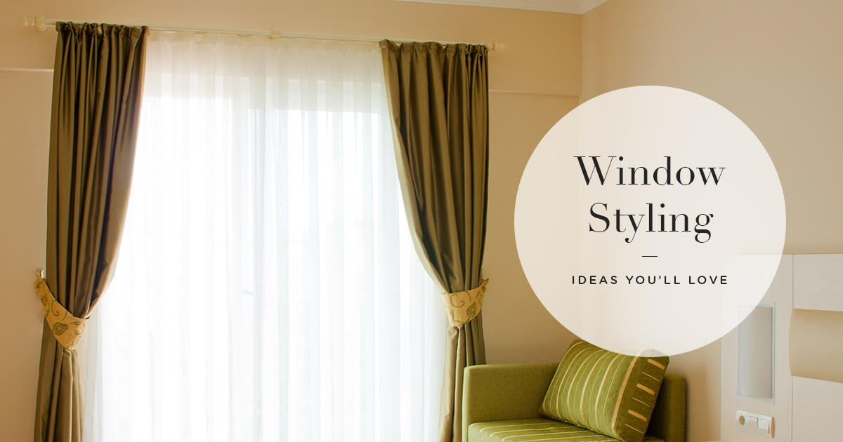 Dress Up Your Windows with These Stunning Ideas