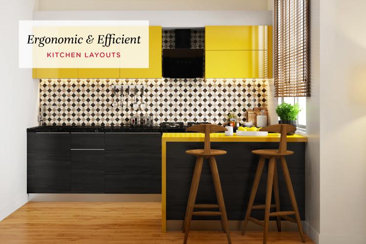 Basics of Kitchen Design: Popular Layouts