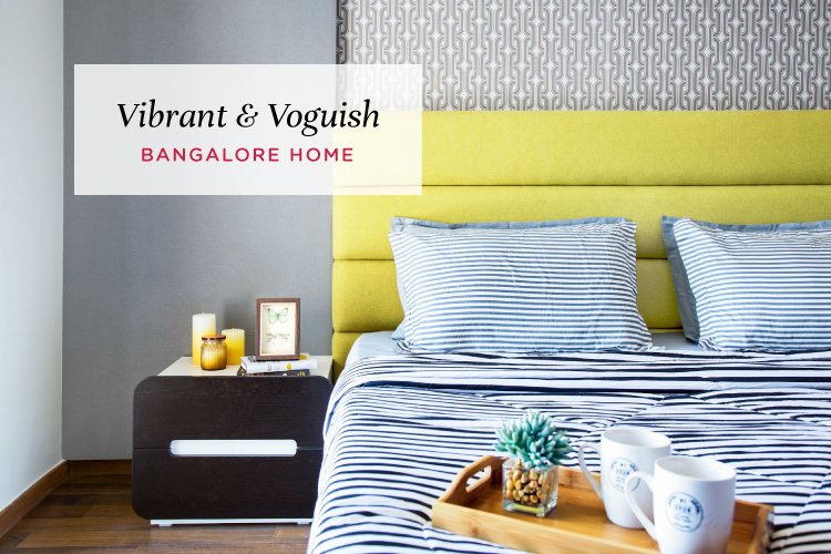 A Medley of Colours Rule This Beautiful Bangalore Home