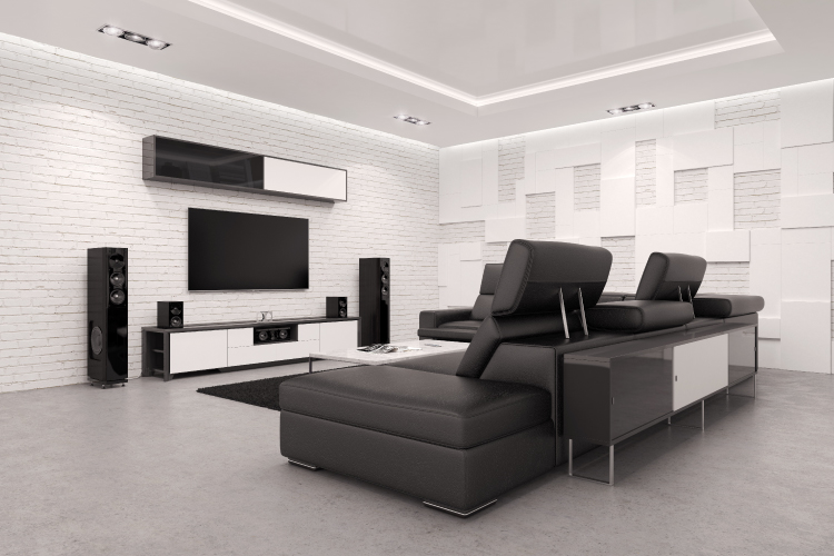 Create Stunning Home Theatre Designs for Your Home