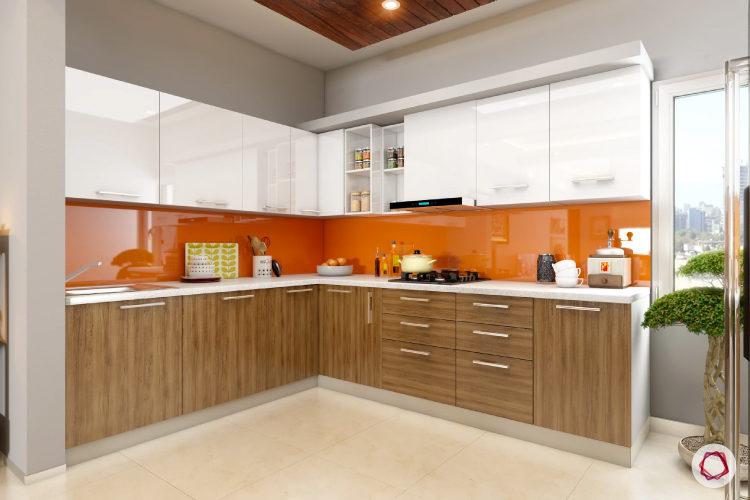 l-shaped kitchen designs