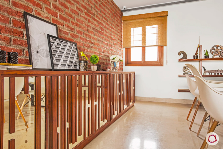 material combinations in home interiors