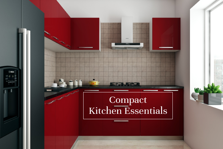 Compact Kitchens are the Next Big Thing!