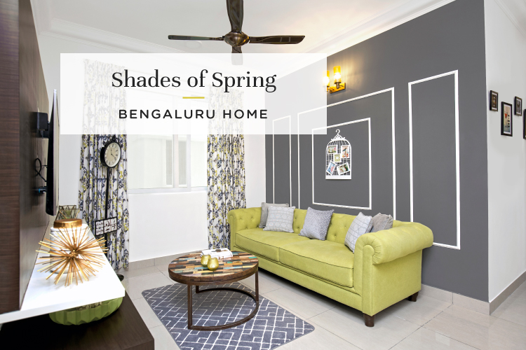 Contemporary Meets European Vintage in this Bengaluru Home