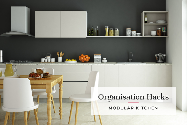 Organise your Kitchen like a Pro!