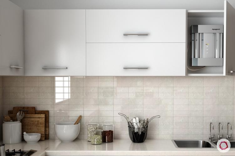 Kitchen Organiser Idea #4: Dedicated Zones