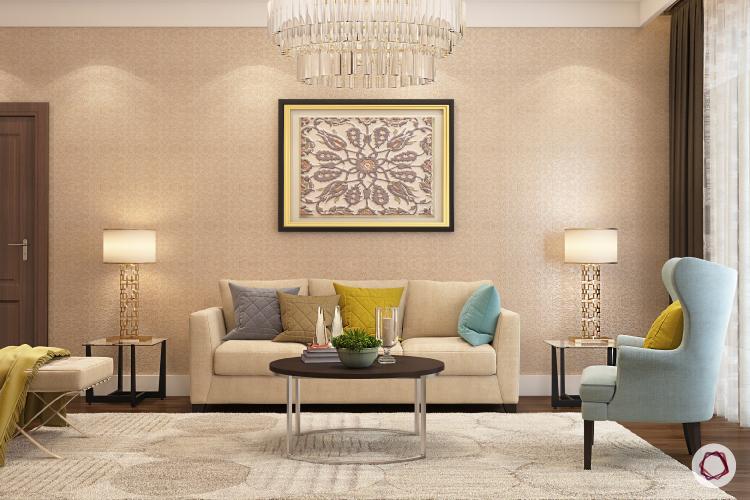 8 Lighting Options for a Statement Living Room Design