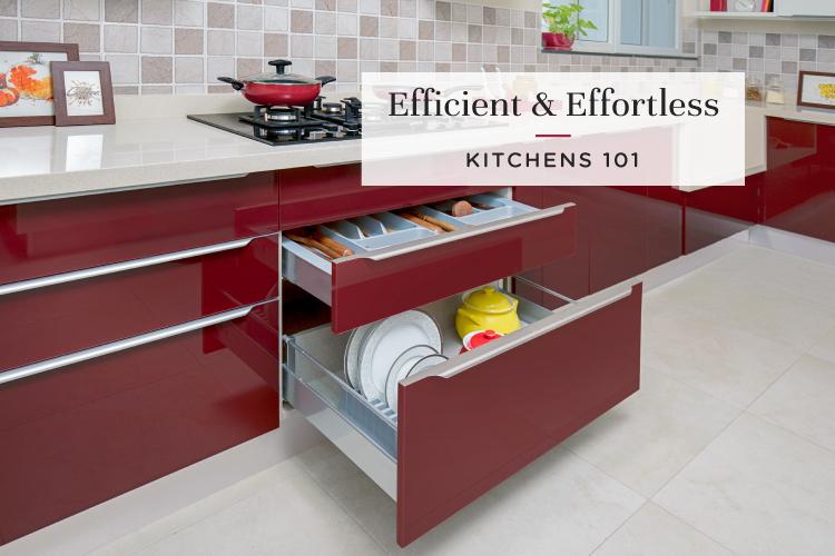 5 Designer Secrets to an Efficient Kitchen