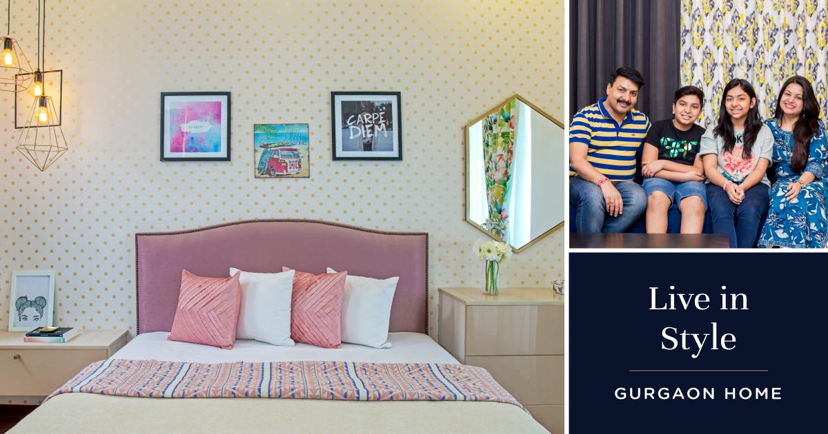 European Elegance Comes Home to Gurgaon