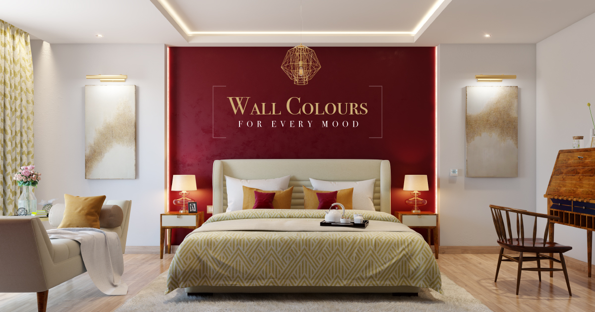 Paint Colours to Set the Right Mood