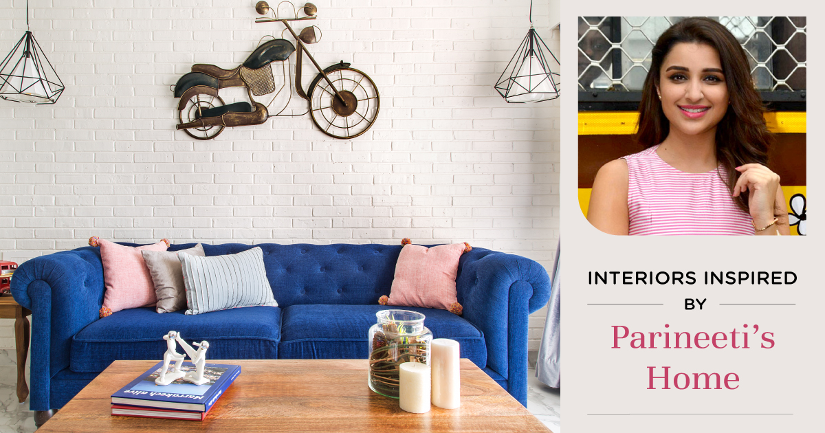 Get Quirky & Modern Decor Like Parineeti Chopra's Home